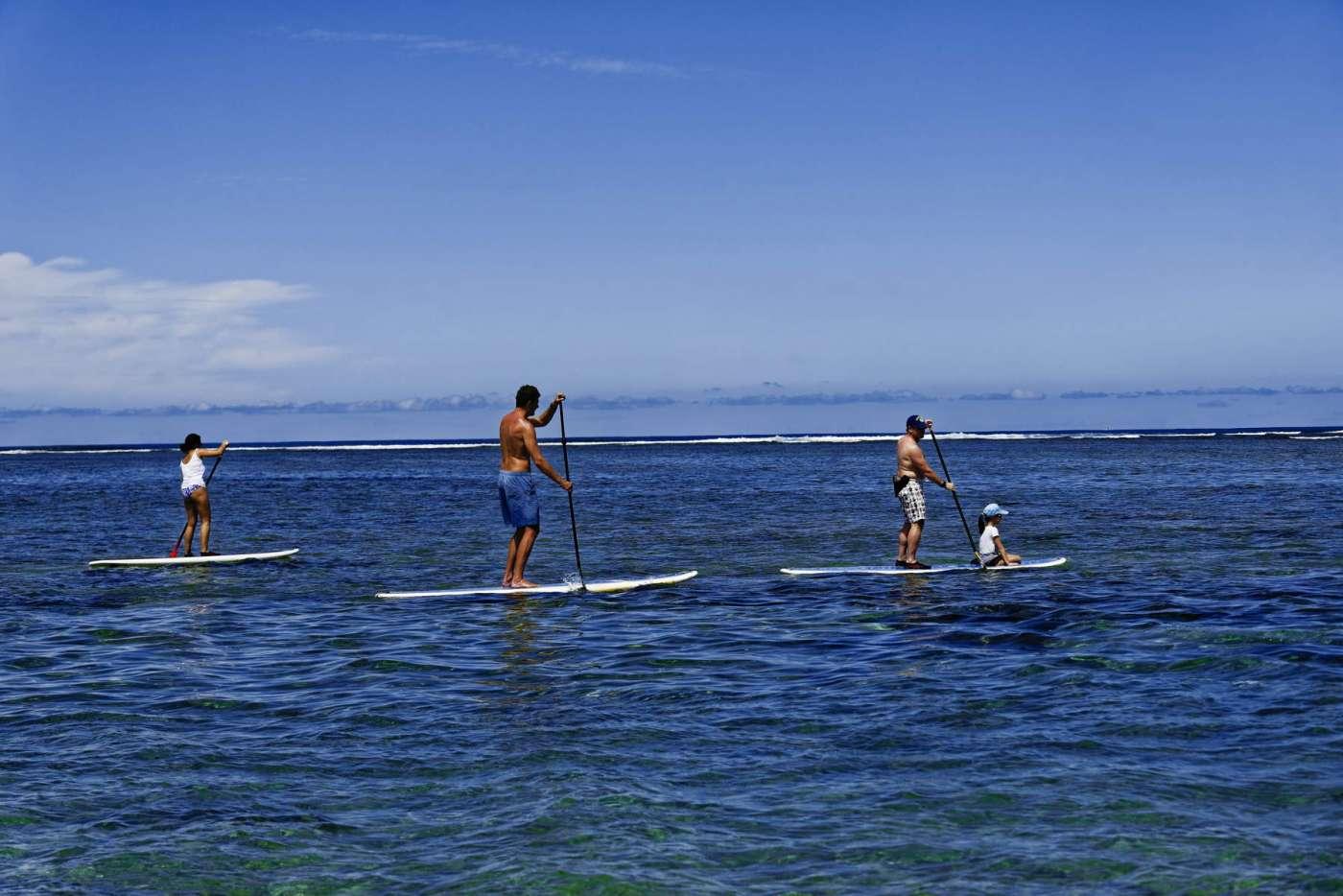 Billabong, Ecole paddle de La Réunion Station balnéaire La Saline-les-Bains 974