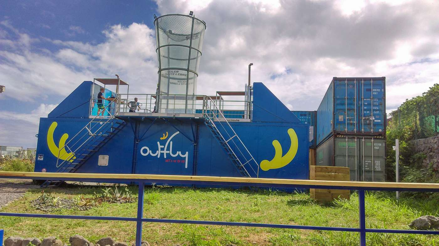 OUTFLY Saint-Paul 974