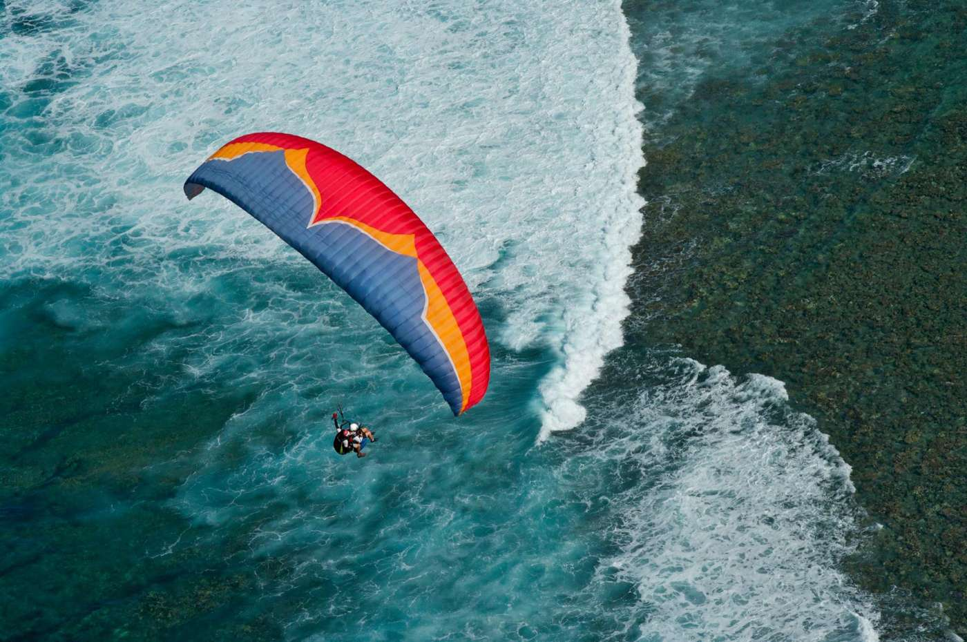 SOLID'AIR PARAPENTE Saint-Leu 974