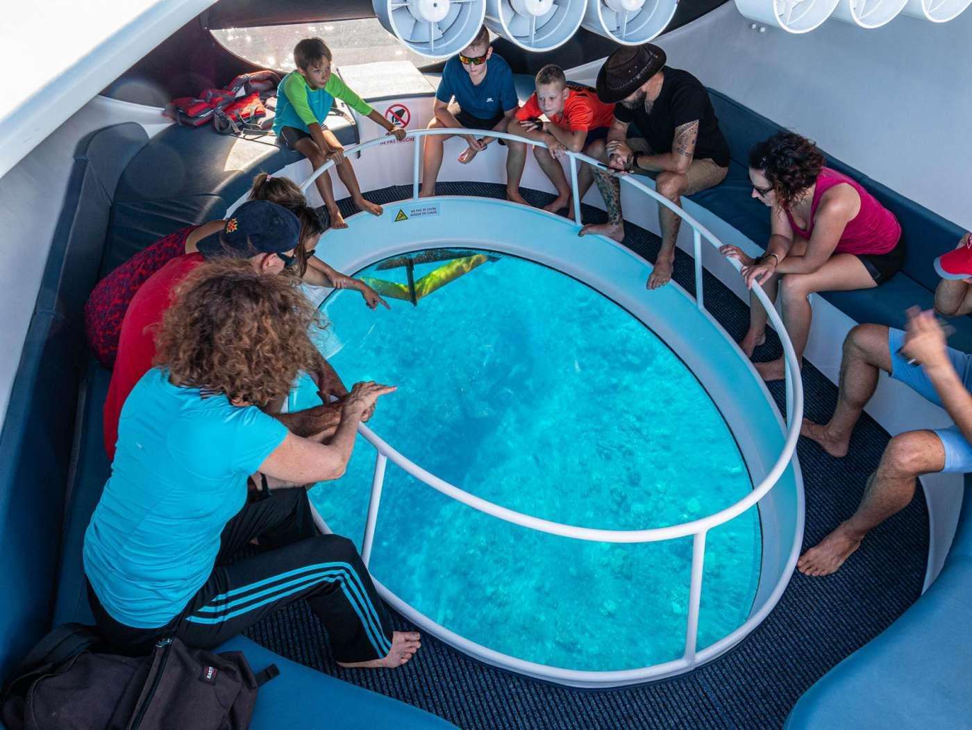 On a testé pour vous : une balade en mer à bord du nouveau bateau visiobul 974