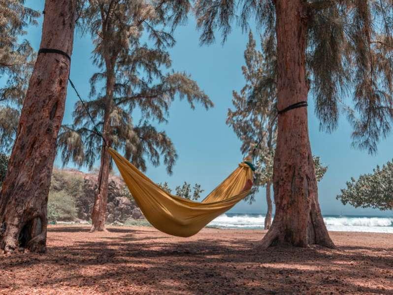 top 3 des spots pour une sieste sur la plage à la réunion 974