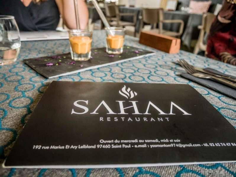 nous avons testé le sahaa, restaurant bistronomique hallal à saint-paul 974