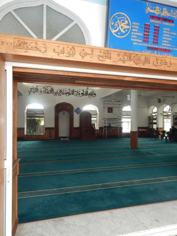 mosquée de saint-paul : un siècle d'histoire  974