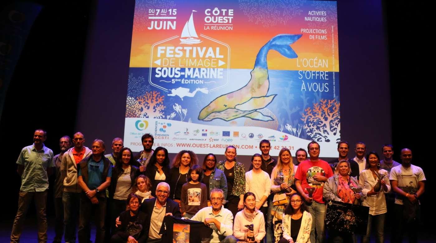 Le festival de l'image sous-marine de la réunion 2019 a tenu ses promesses 974