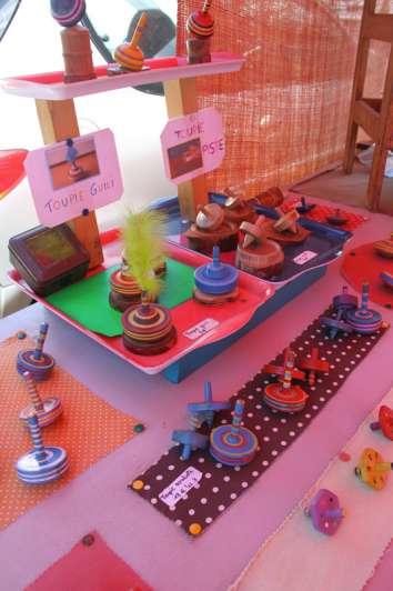 toupie or not toupie : des jouets qui tournent bien 974