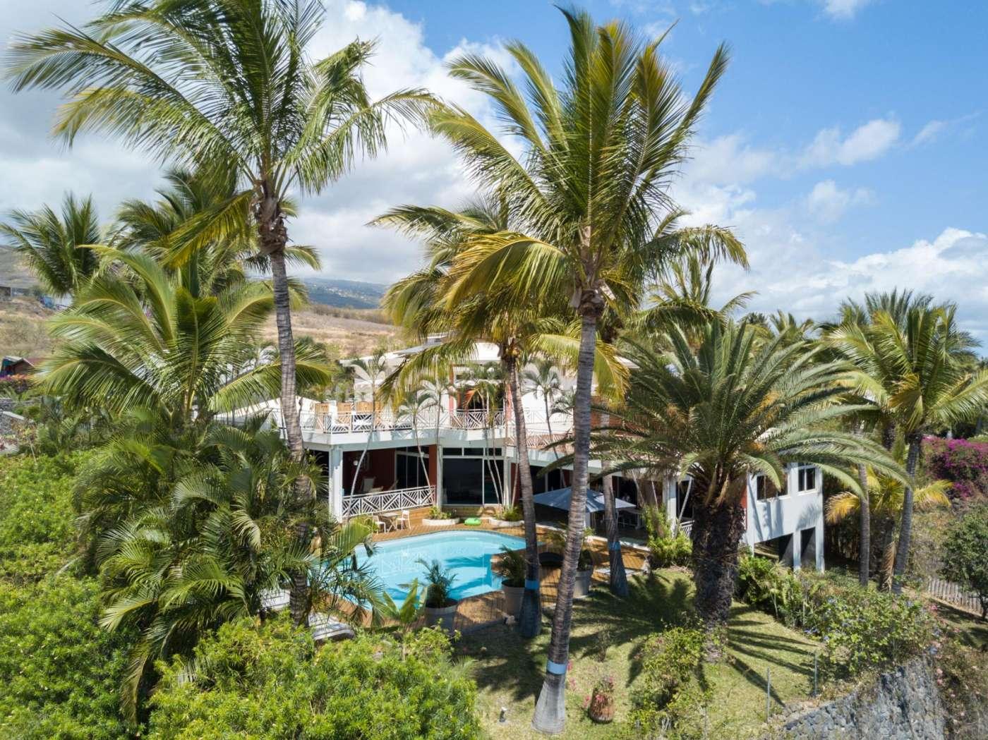 Villa prana : une maison d'hotes de haute volee 974