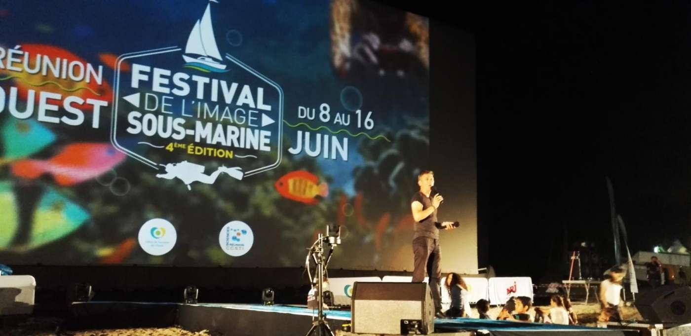 Le festival de l'image sous-marine de la réunion a pris sa vitesse de croisière 974