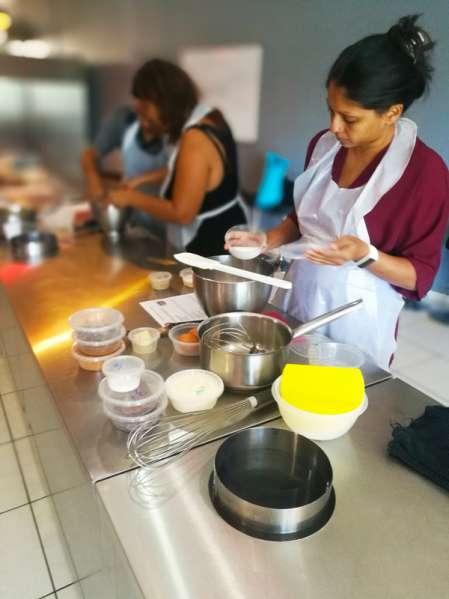 ateliers culinaires o chef : c'est du gâteau ! 974