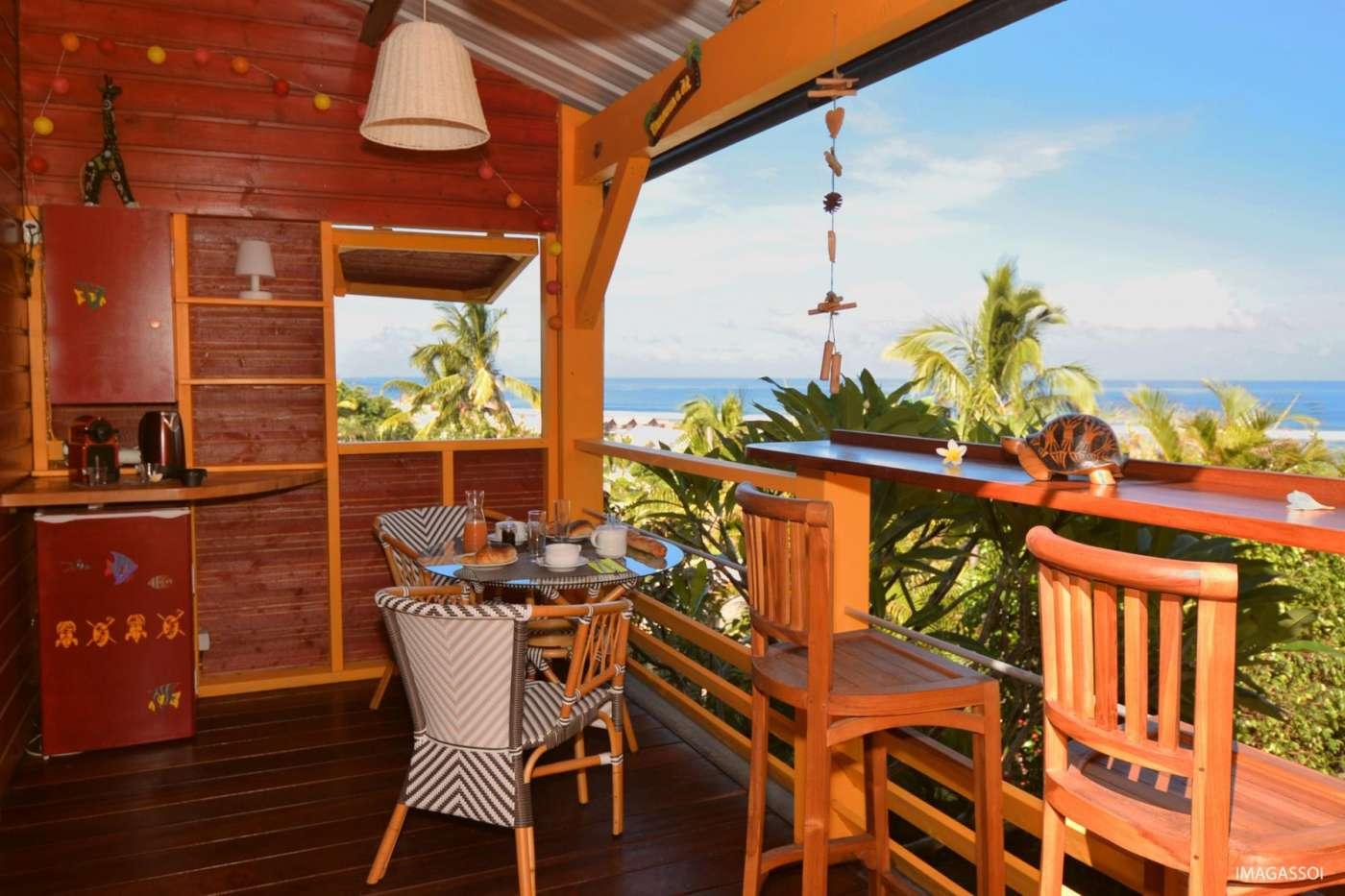 Un avant-goût de paradis chez poz lagon 974