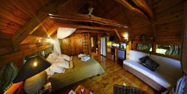 hôtel lodge roche tamarin et spa : le village nature  974
