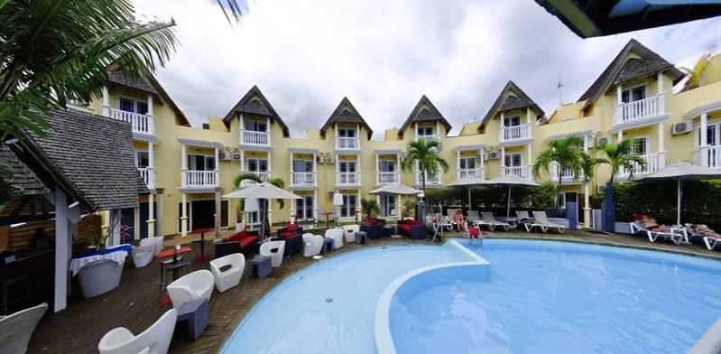 Boutik hôtel ermitage : comme à la maison 974