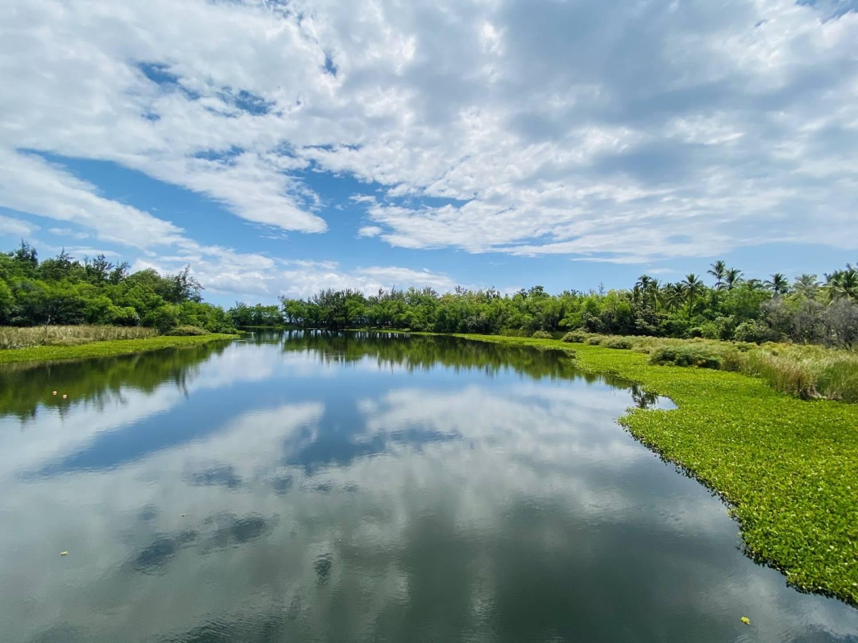 Podcast poème sur l'étang saint-paul