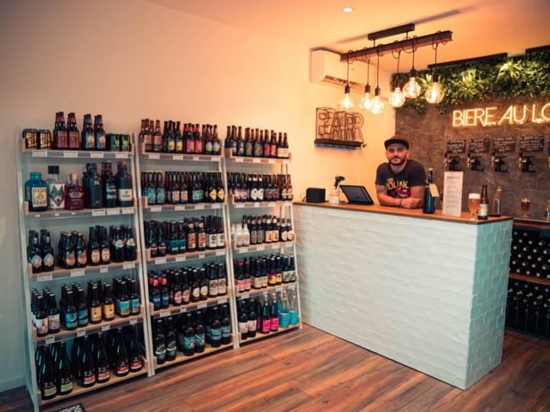 Bière au Logis : la première cave à bière artisanale de Saint-Gilles les bains 974