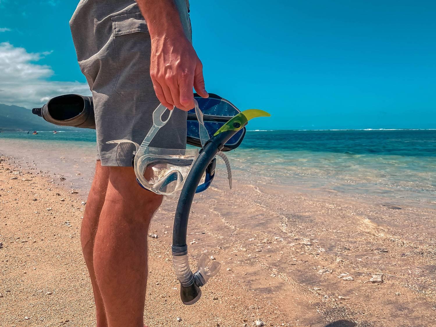 Ou faire du snorkeling a la Réunion 974