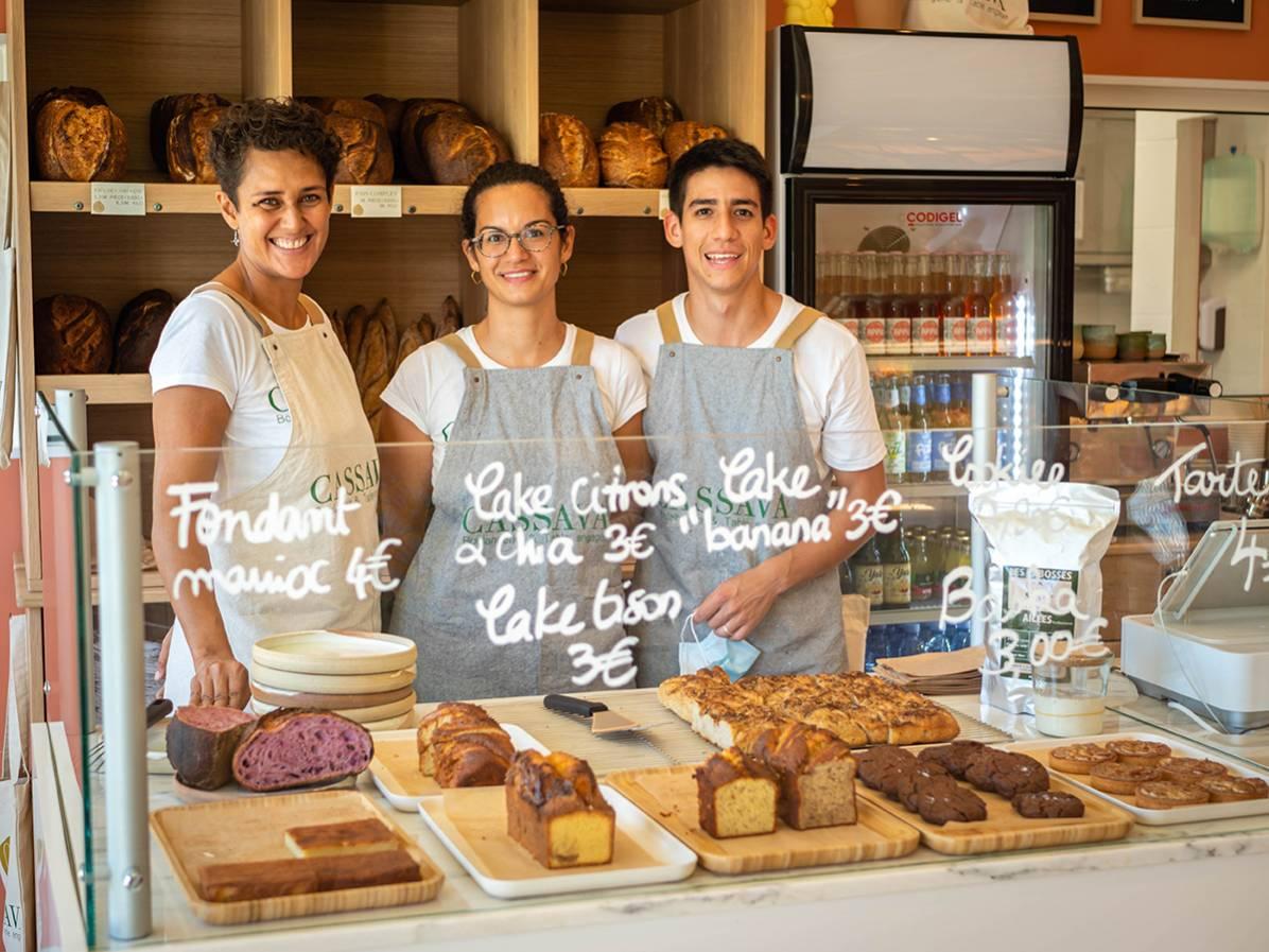 CASSAVA, la micro boulangerie et table engagée qui met en l'air les produits réunionnais