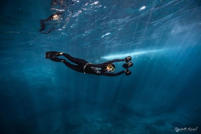 On a testé le scooter sous-marin : la nouvelle activité aquatique fun à découvrir dans l'Ouest !