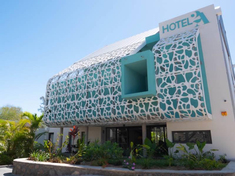 Ouverture du 2A Boutik hôtel : le nouvel hébergement 4 étoiles de Boucan Canot 974