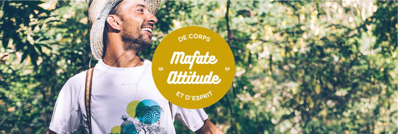 Notre gamme de produits exclusifs - Mafate attitude