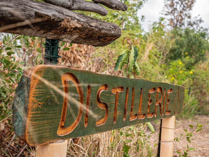 Les distilleries d'huiles essentielles de l'ile de La Réunion 974