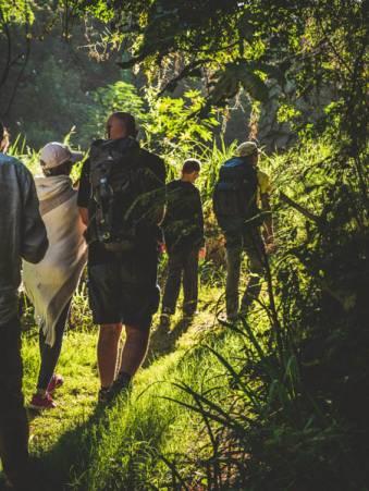 Les 5 bonnes raisons de randonner avec un guide
