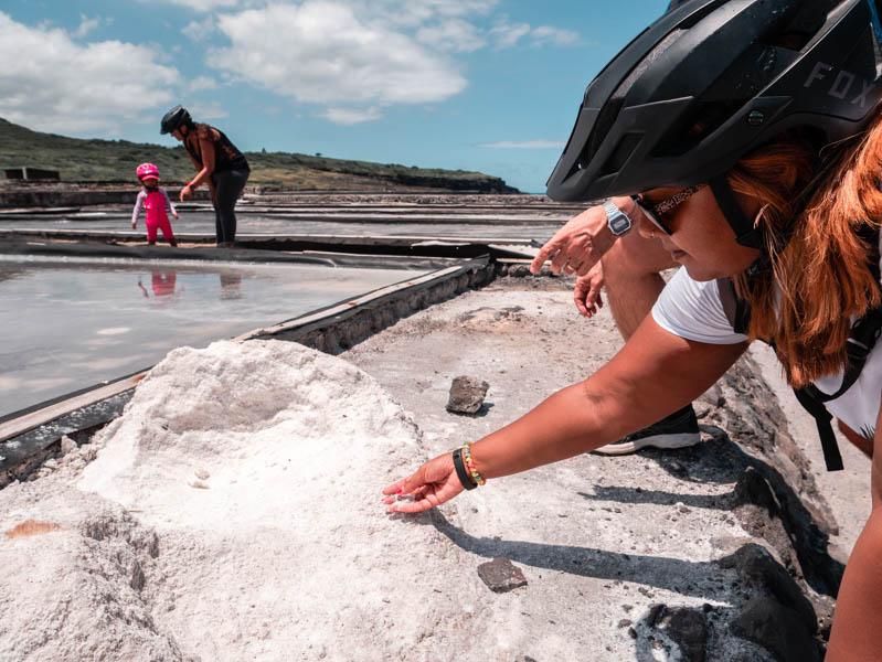 Le mus�e du sel saint-leu Ile de La R�union 974