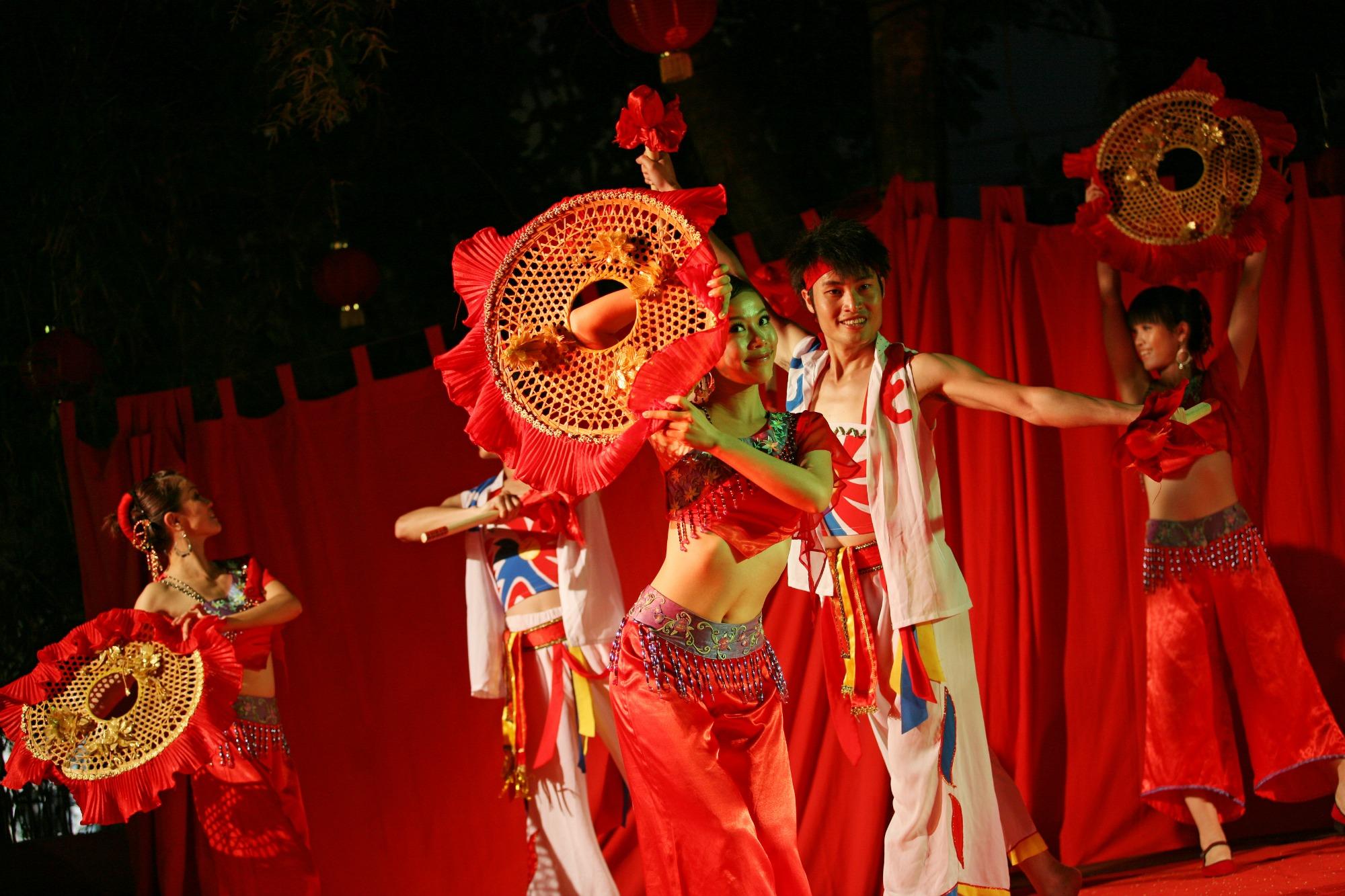 Le nouvel an chinois à l'ile de La Réunion 974