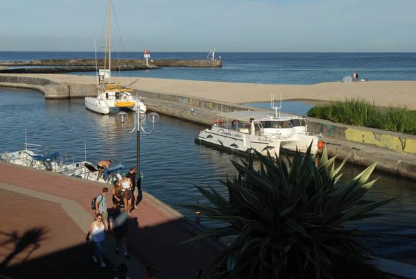 port de plaisance de Saint-Gilles ile de la reunion 974