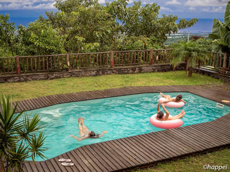 piscine location saisonnière ouest ile de la réunion 974