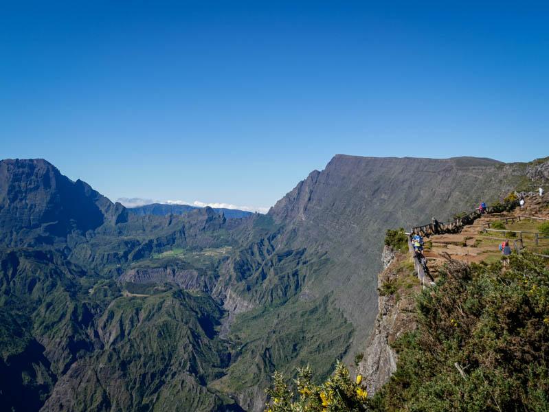 le maido au lever du soleil à l'ile de la Réunion 974