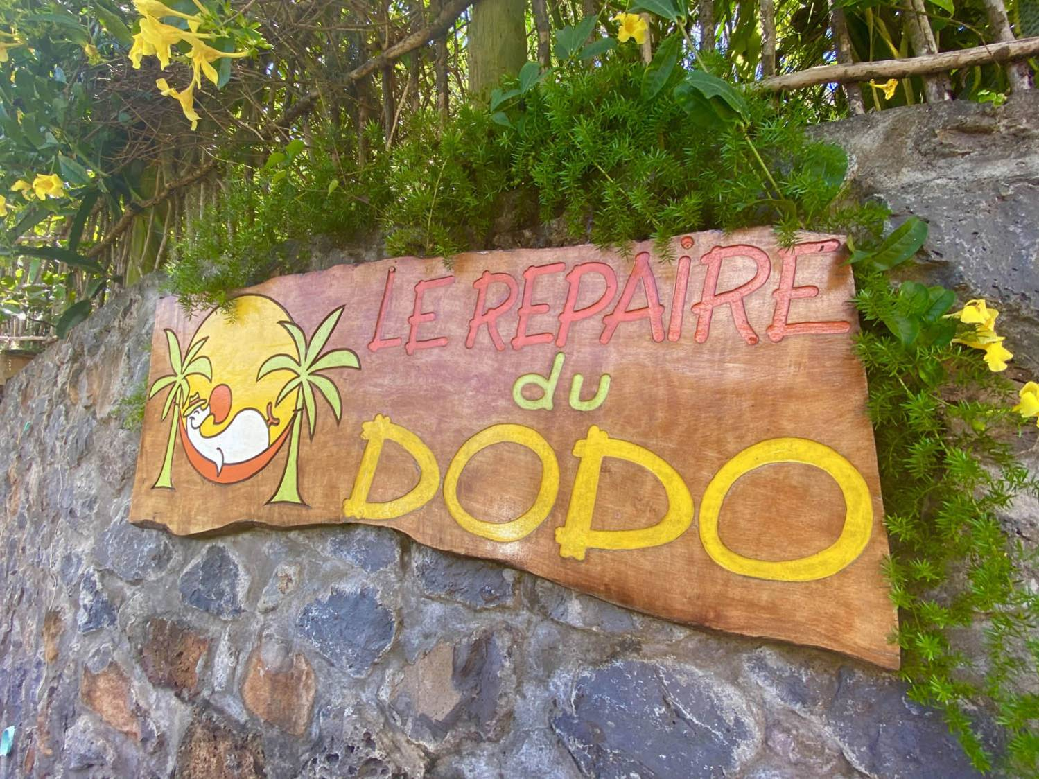 LE REPAIRE DU DODO Saint-Paul 974