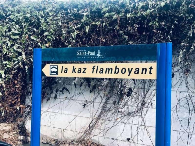 LA KAZ FLAMBOYANT**** La Saline-les-Bains 974