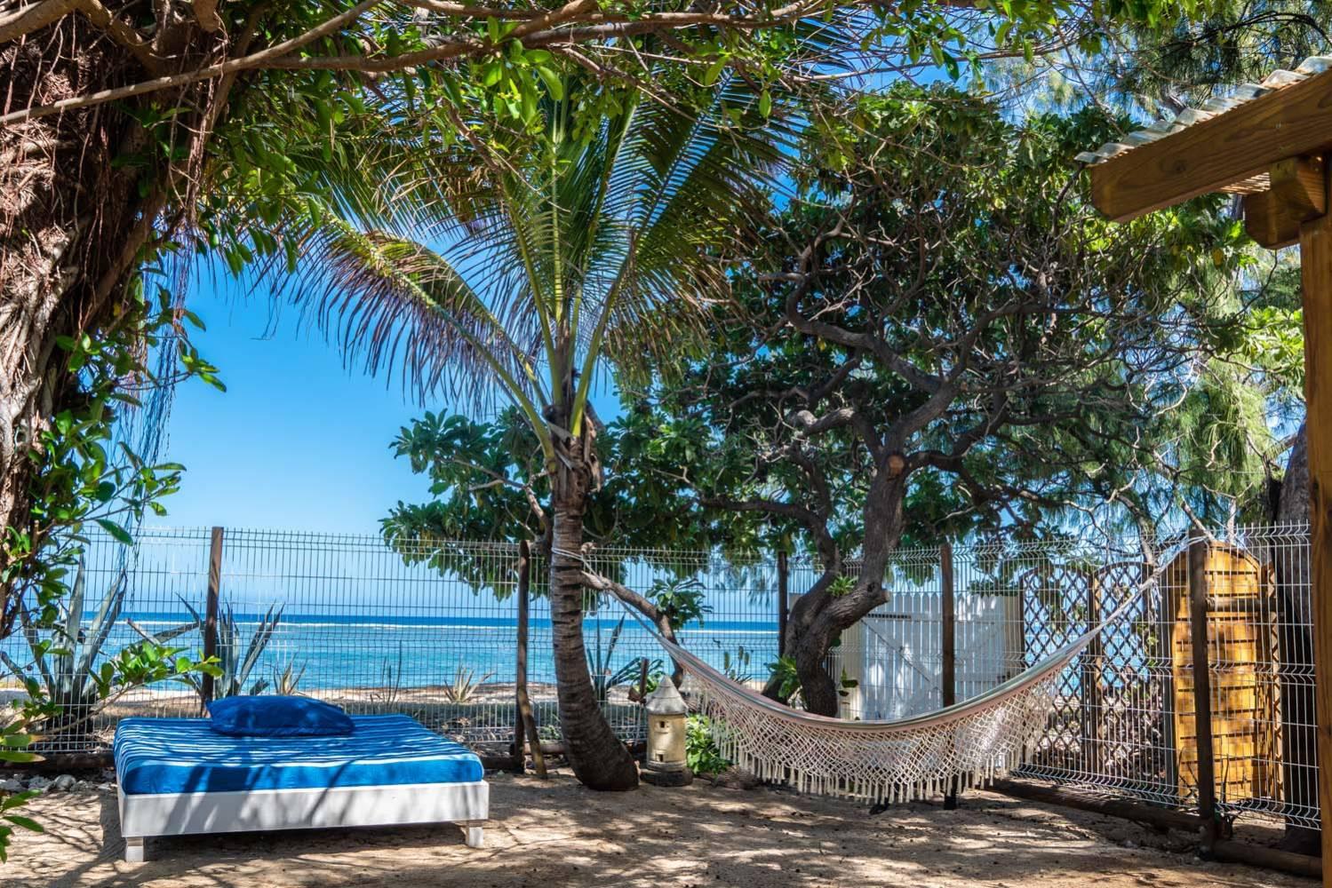La Perle Rare locations saisonnière située à La Saline les Bains Reunion