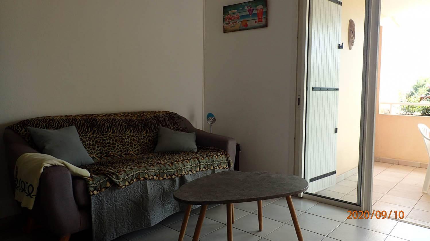 Appartement T1 Jardin de Corail à l'Ermitage L'Hermitage 974