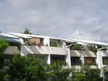 INDIA ROSE appartement Saint Gilles