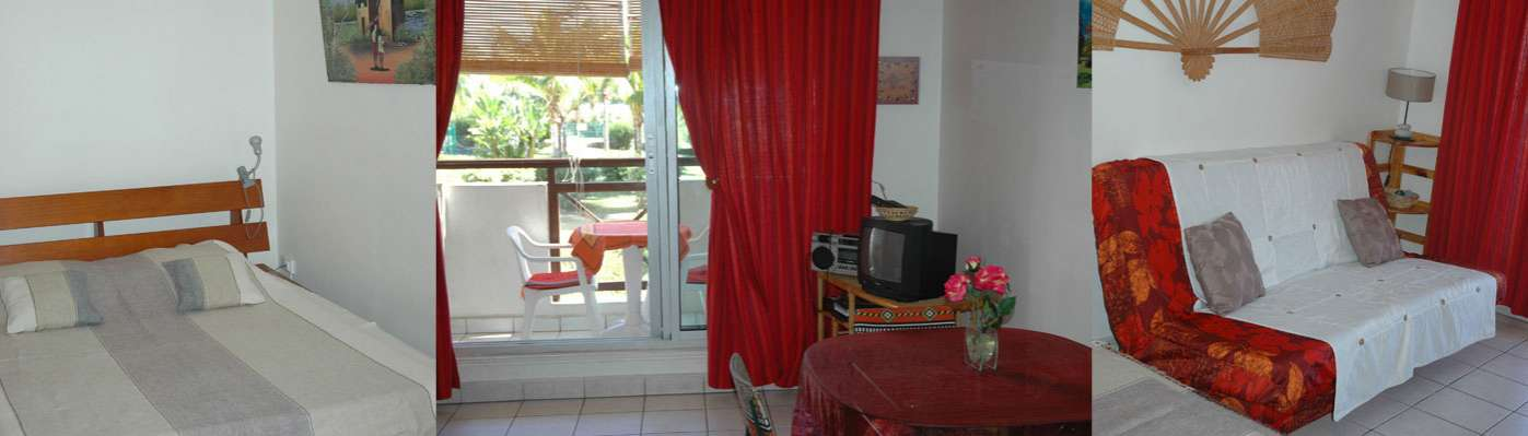 LOCATION BARRET Station balnéaire Boucan Canot 974