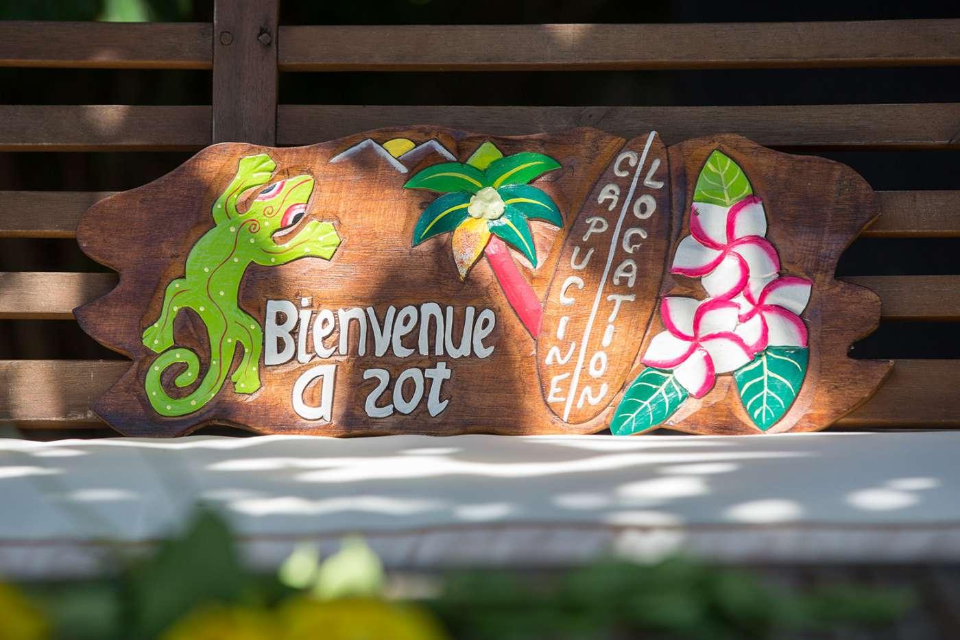 CAPUCINE LOCATION*** Station balnéaire La Saline-les-Bains 974