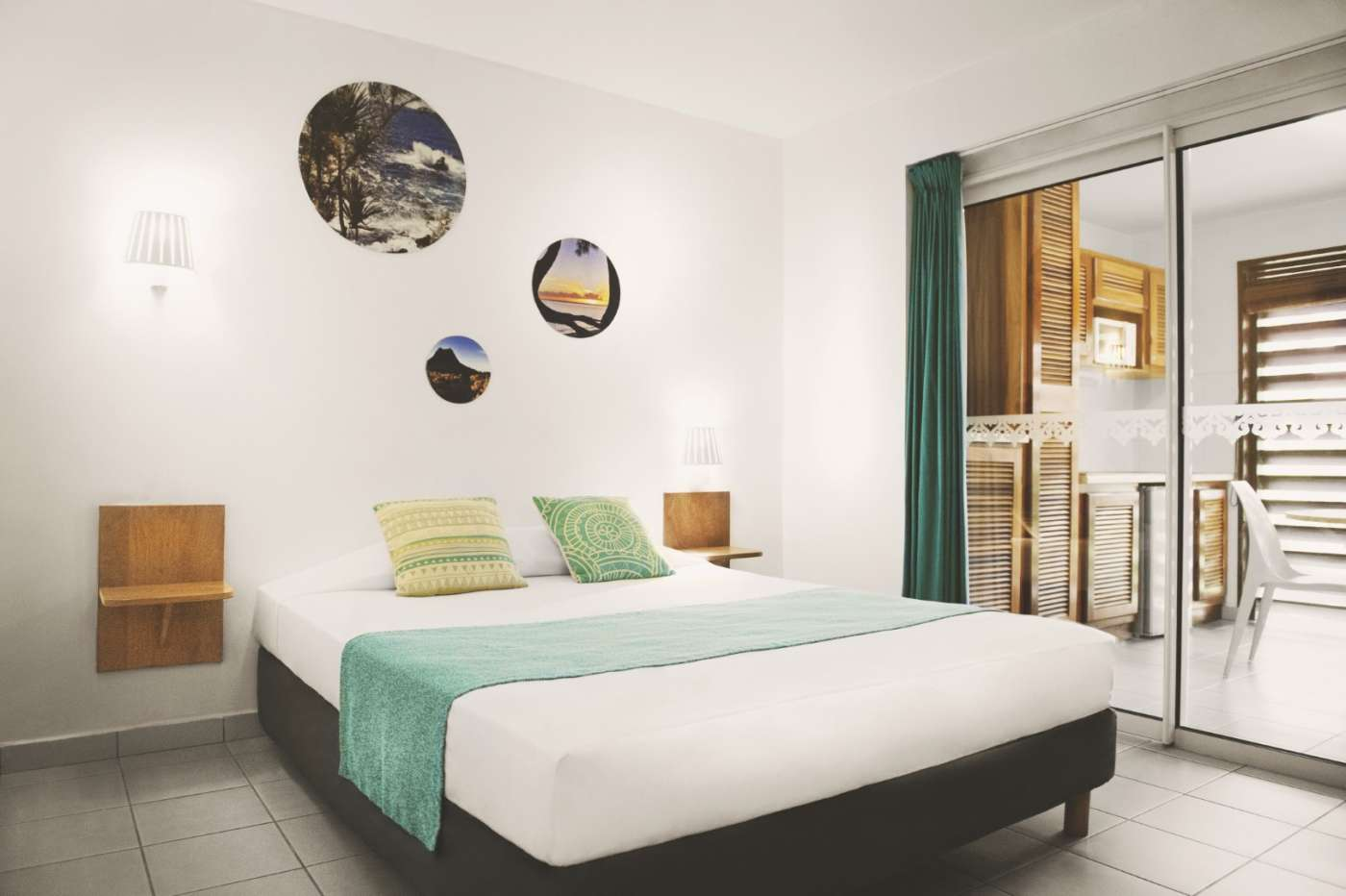 RESIDENCE TROPIC APPART'HOTEL *** Station balnéaire L'Hermitage 974