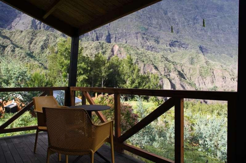 les gîtes dans Mafate à La Réunion 974