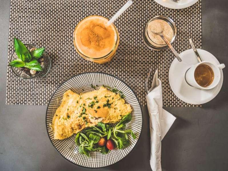 les restaurants de la côte Ouest de l'ile de La Réunion 974