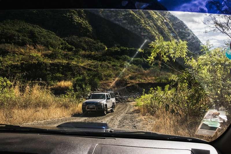 Liste des 4x4 pour entrer dans Mafate ile de La Réunion 974