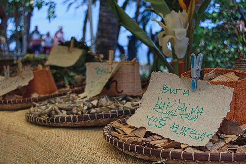 Marché de l'Hermitage - Mail de Rodrigues ile de La Réunion 974