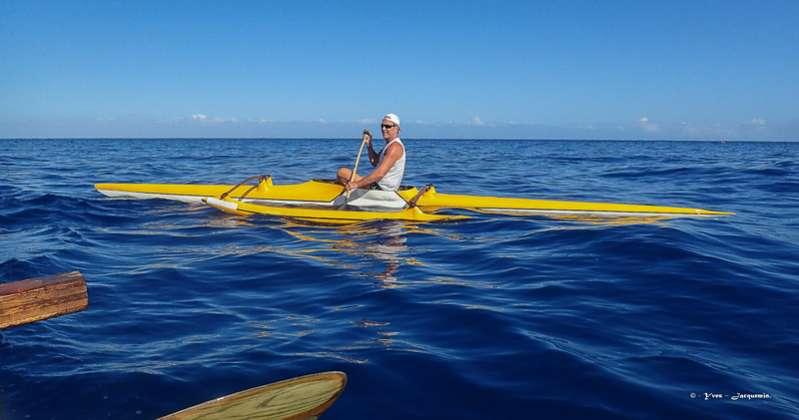Pratiquer le Surfski à l'ile de La Réunion 974