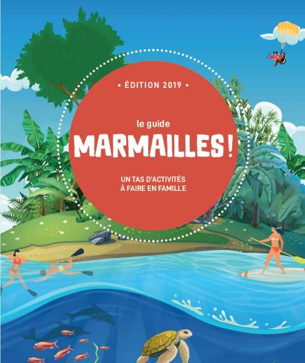 téléchargement des brochures de l'Office de Tourisme de l'Ouest de l'Ile de La Réunion