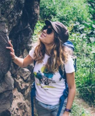 tee-shirt femme Mafate Attitude