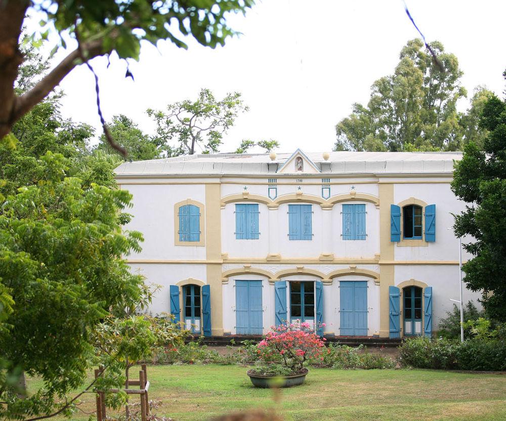 Musée de Villèle Saint-Gilles-Les-Hauts Saint-Gilles 974