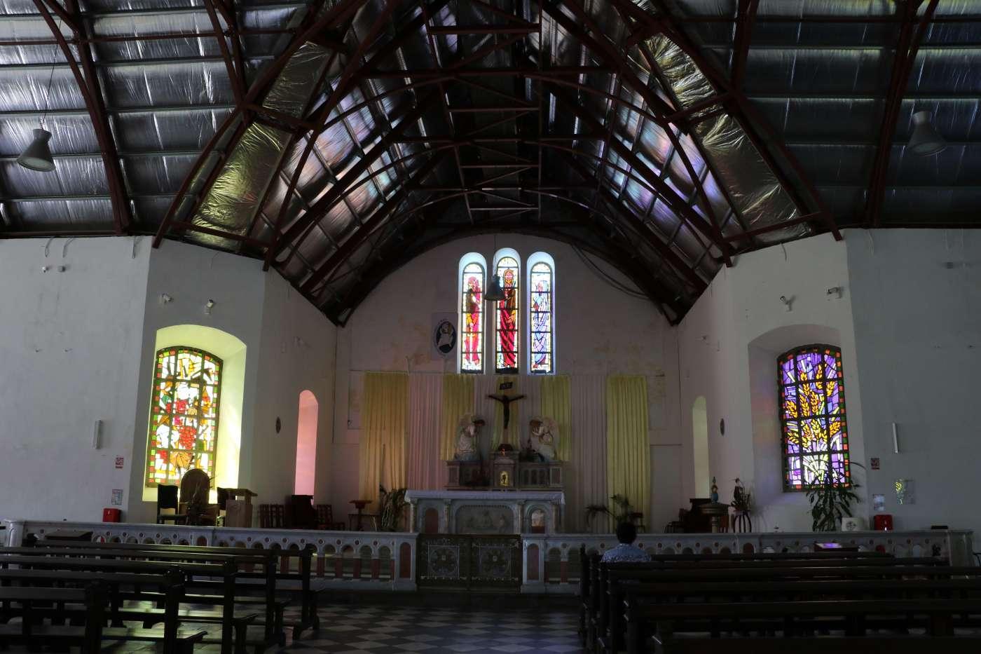 eglise de la conversion 974