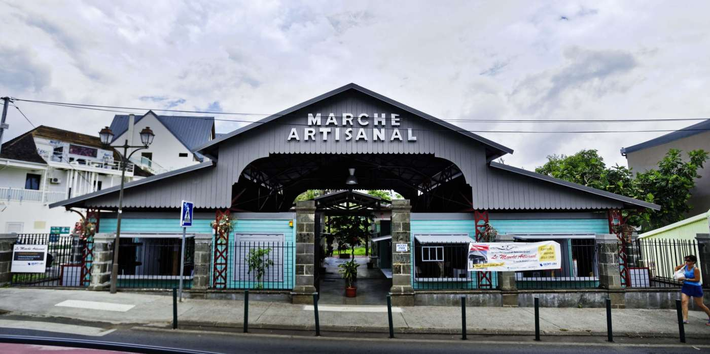 Le marché artisanal de Saint-Leu Saint-Leu 974