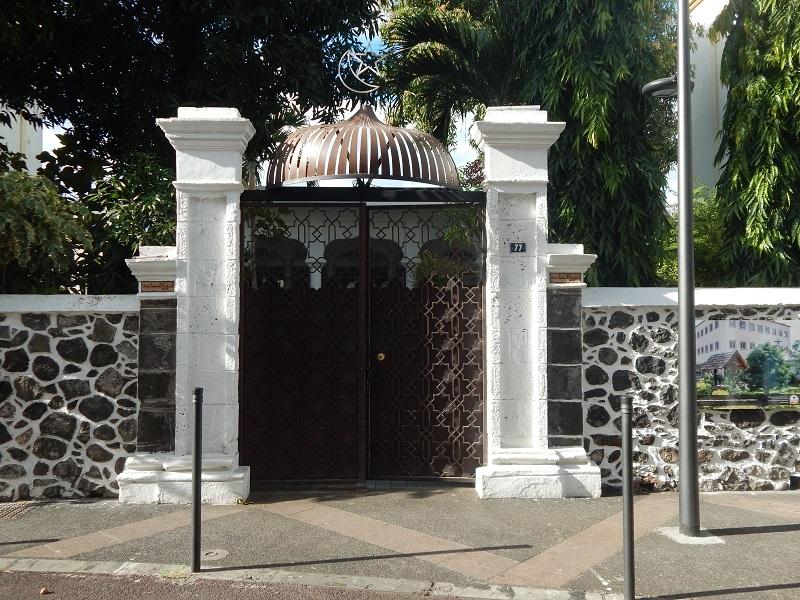 Mosquée de Saint-Paul ile de La Réunion 974