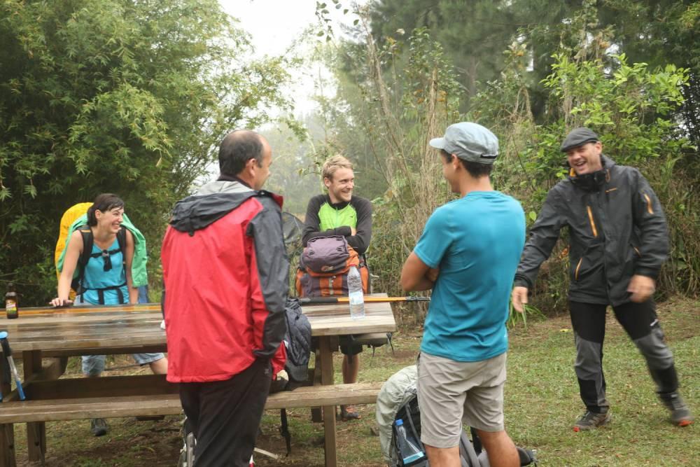 les guides accompagnateurs à La Réunion