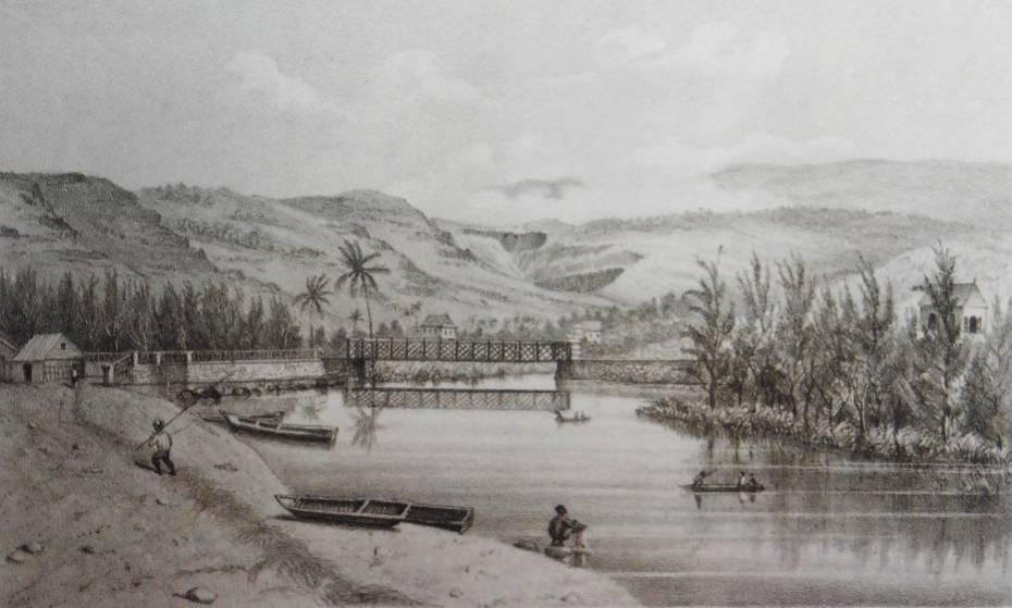 Histoire de la station balnéaire 974